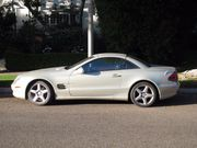2003 Mercedes-Benz SL-Class Designo Launch Edition